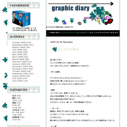 テンプレート「gulugulu puzzle」